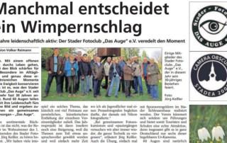30 Jahre Fotoclub - Bericht im Mittwochsjournal