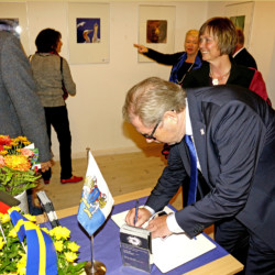 """Fotoausstellung """"Ögonblick"""" in unserer schwedischen Partnerstadt Karlshamn 71"""