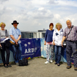 DAS AUGE im ARD-Hauptstadtstudio Berlin 21