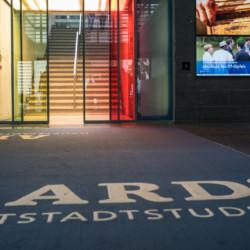 DAS AUGE im ARD-Hauptstadtstudio Berlin 5