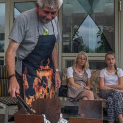 Unser traditionelles Grillfest 2016 8