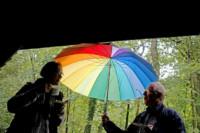 Regen - Regen - Regen, doch die Tradition geht vor. Unser Grillfest 2017 24