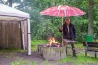 Regen - Regen - Regen, doch die Tradition geht vor. Unser Grillfest 2017 5