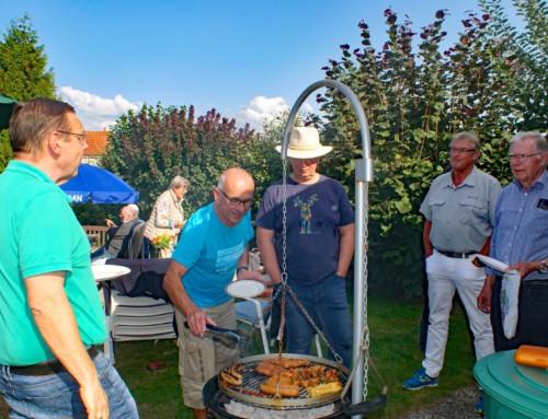 """Grillfest 2018 beim """"Präsidenten"""""""