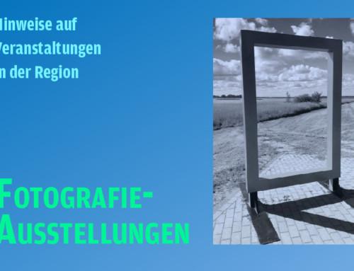 Eine Ausstellung zu Analogfotografie und Schwarz/Weiß